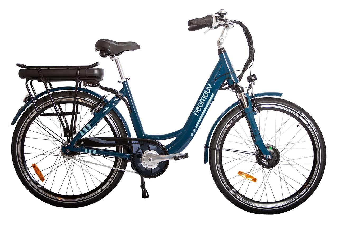 Exemple de Vélo à assistance électrique de ville