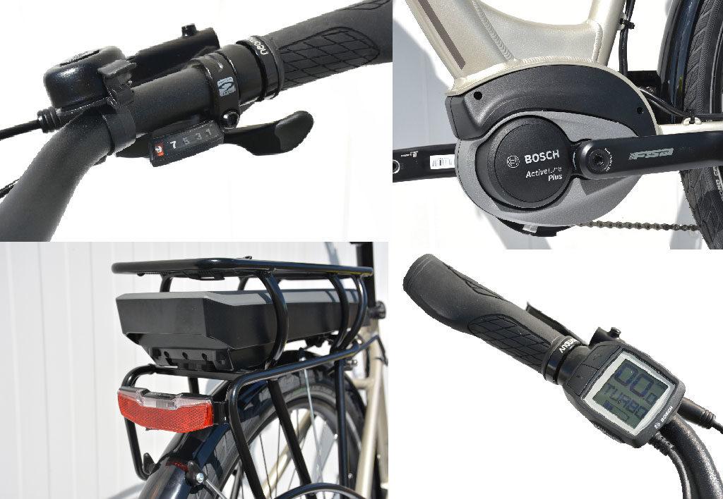 Détails vélo électrique néomouv Elaia