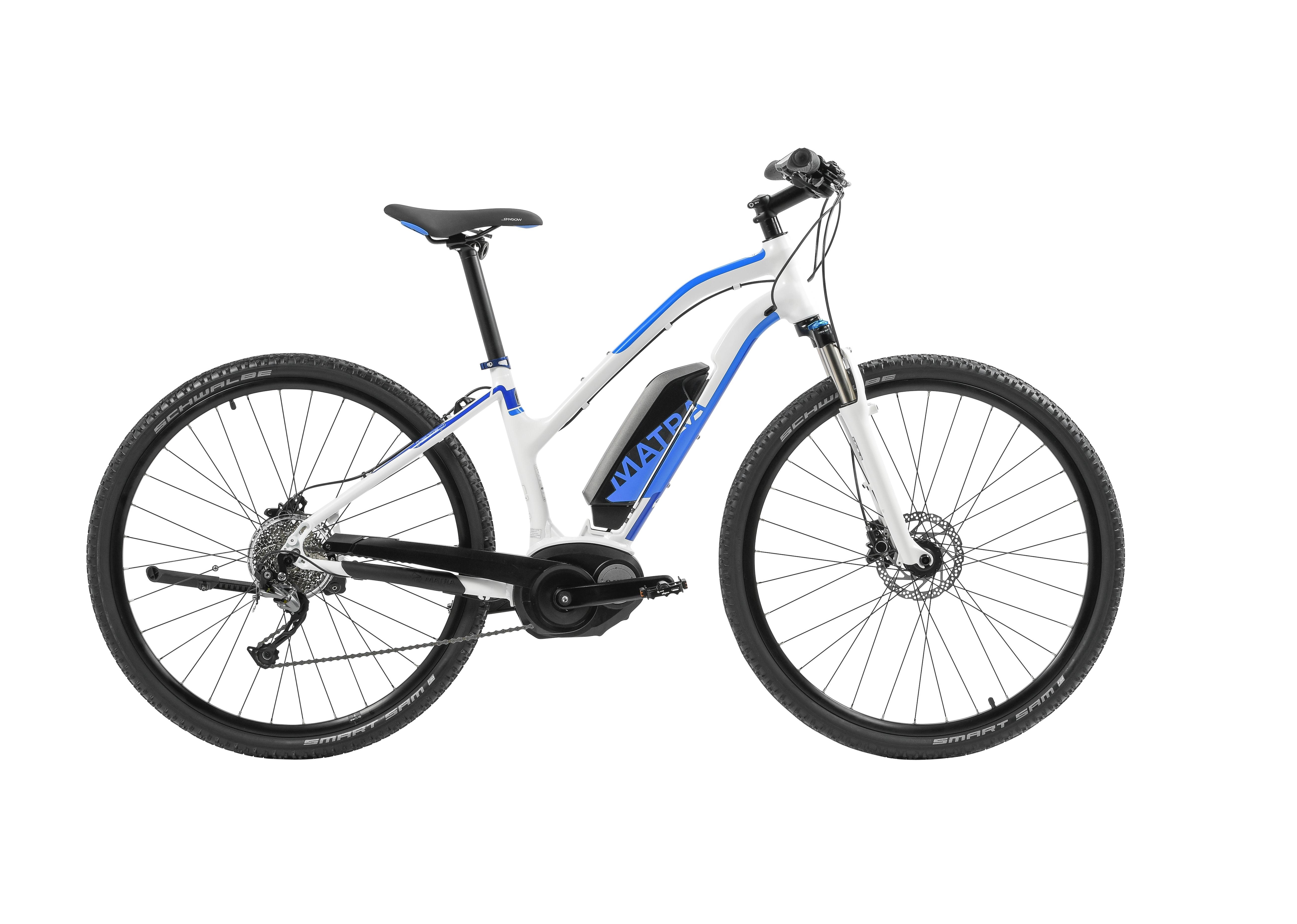 Exemple de vélo électrique de sport Matra