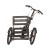 Kit addBike sur vélo roue inclinée