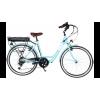 Vélo électrique Essentielb Urban 400 - couleur vert d'eau