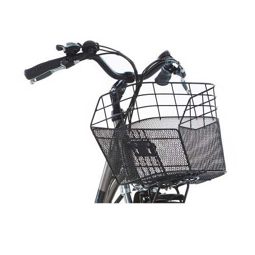 Panier vélo - fixation fourche