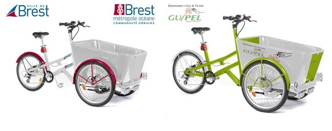 Vélos électriques pour collectivités ou administration