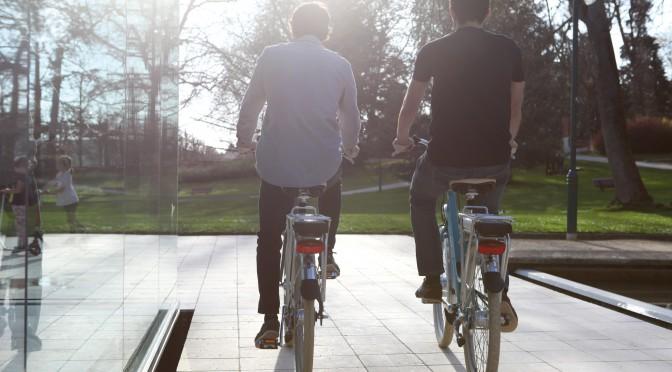 Se rendre aubureau à vélo, des aides en test
