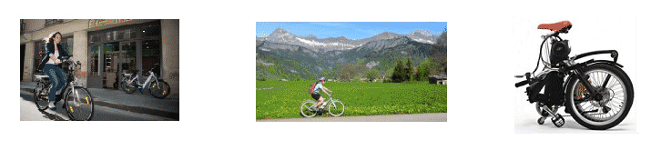 Les types de vélos électriques