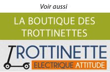 trottinettes electriques